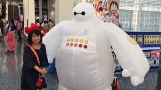 Anime Expo AX 2018 - Day 1. July 5, 2018