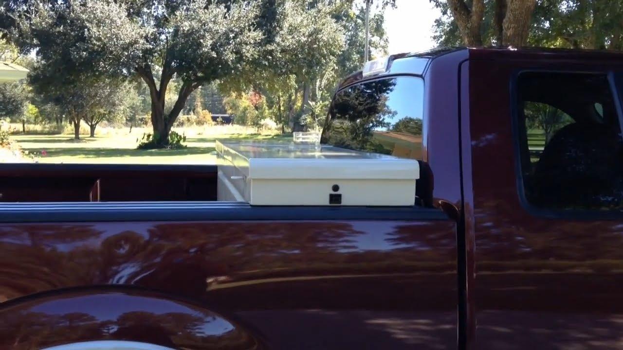 Custom Truck Bed Toolbox