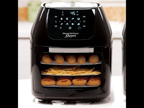Power AirFryer Oven (From Tri-Star) Review | Doovi