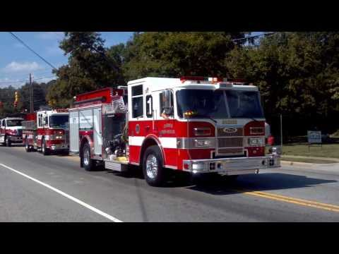 Garden City Park Fire Department 100th Anniversary Para