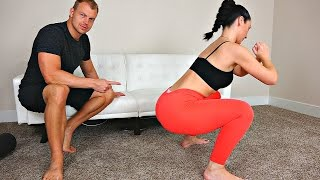 How to Squat Deeper!