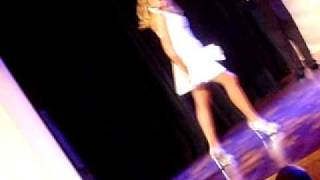 Monica Mariani Pascualoto-Miss Italia Paraguay 2011 (Traje Sport Elegante)