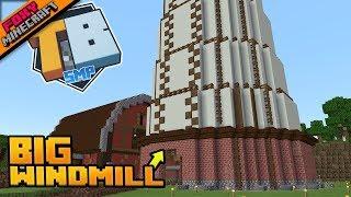 Nether Stars & Windmill | Truly Bedrock [1-50] | Minecraft Bedrock Edition SMP (MCPE / MCBE)
