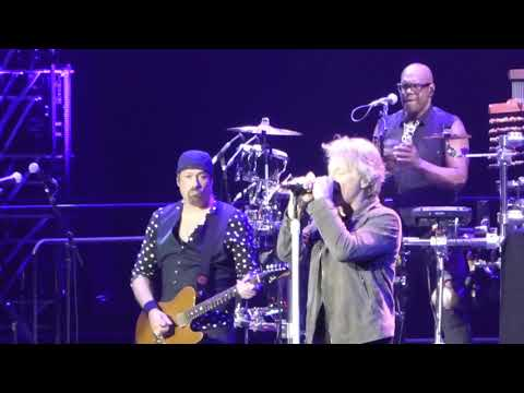 Bon Jovi - These Days - Prudential center Newark NJ - 4/8/2018