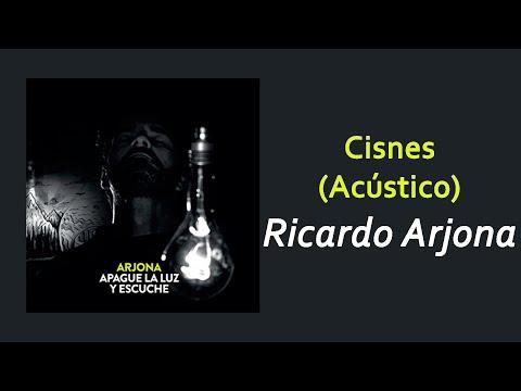 Ricardo Arjona - Cisnes (Acústico) | Letra