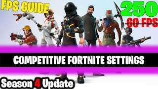✔️Fortnite Complete FPS Boost Tutorial For Any PC Low/High End✔️