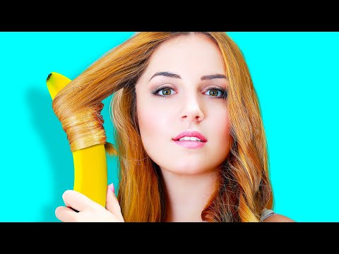 30 AMAZING HAIRSTYLES TO MAKE UNDER 5 MINUTES