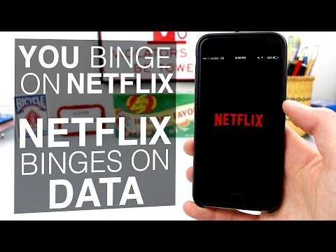 How Much Cellular Data Does Netflix Use?