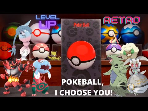 LET'S UNBOX A POKEBALL! Catch a Pokémon after?