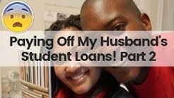 Pay Off Debt With Us! Making a $3,800 Payment Towards Student Loans!