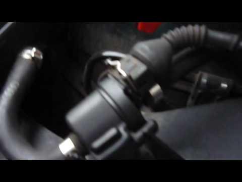 Разбираем клапан продувки адсорбера ВАЗ 2112 - YouTube