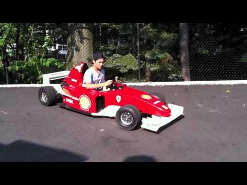 Ferrari Go Kart