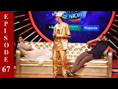 D4 Junior Vs Senior I Ep 67 - Why Alina is angry with Neerav? I Mazhavil Manorama