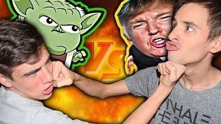 🔴 TRUMP VS YODA l Duelo de Hermanos PARTE 2 ♦ Kenai V Souza