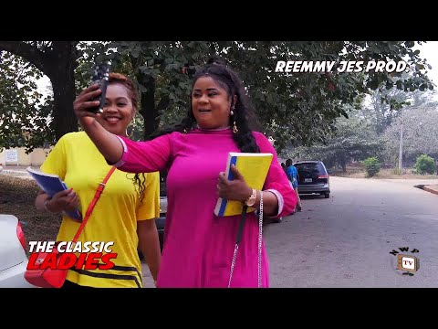 Download THE CLASSIC LADIES - (Trending New Movie) Uju Okoli 2021 Latest Nigerian Nollywood New Movie 720p