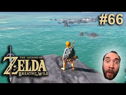 Zelda Breath of the Wild #66 | A Lovely Beach Vacation