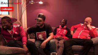 Red Star Belgrade V Arsenal  LIVE AFTV WATCHALONG With Troopz, Claude & TY