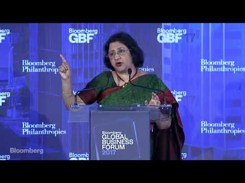 Arundhati Bhattacharya on the Civic Role of Financial Institutions