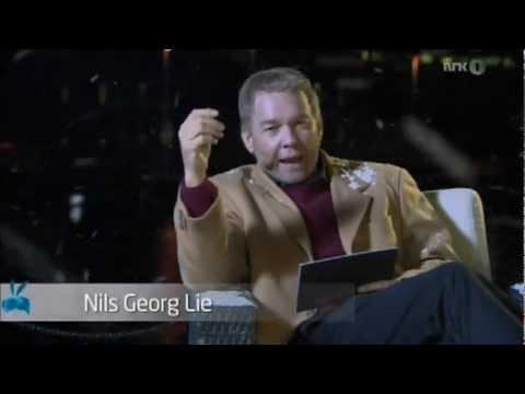 Valens Rikskringkasting - Vinteråpent med Nils Georg Lie og Askil Holm - NRK1