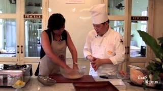 Thai-Licious Season 02: Black Sticky Rice with Egg Custard thumbnail