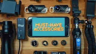 Must Have Filmmaking Accessories for iPhones \u0026 Androids