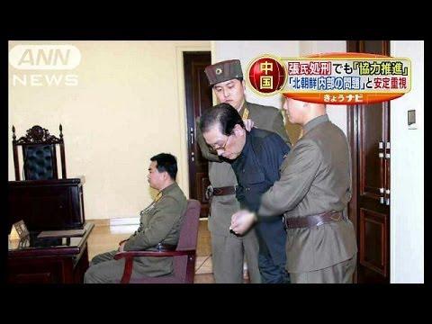 中国、張氏処刑でも「協力推進」 北朝鮮の安定重視(13/12/13)