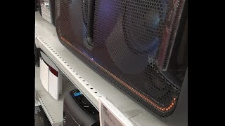 SONY GTK-XB7 50K BASS TEST