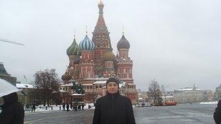 Sobór Wasyla Błogosławionego - Moskwa Plac Czerwony