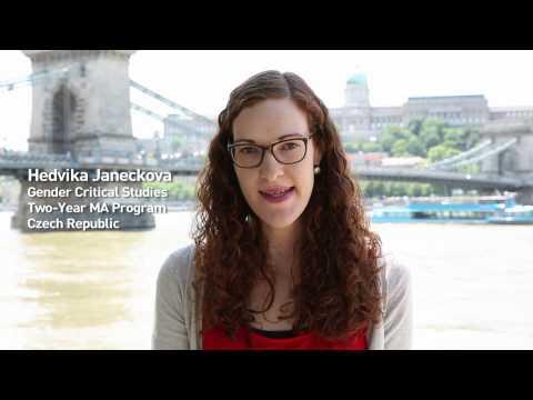 Why Gender Studies at CEU?