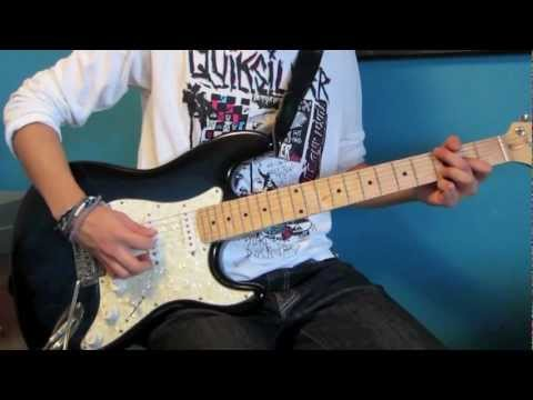 Simple Plan - I'm Just a Kid (HD Guitar Cover with Solo)