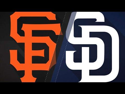 Renfroe's go-ahead homer leads Padres in win: 4/14/18