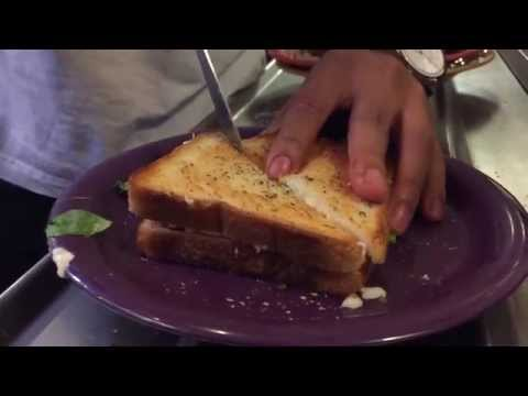 SHARPLES COOKBOOK - FETA GRILLED CHEESE