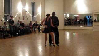 Salsa Dance Performance