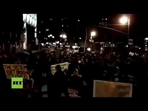 LIVE - Millions march in NYC