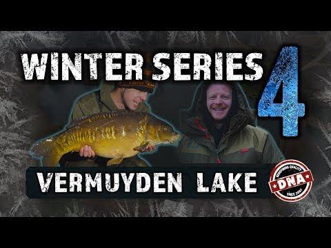 ***CARP FISHING*** WINTER SERIES 4, VERMUYDEN LAKE – DNA Baits