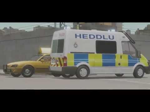 Heddlu Gwent Police Pack Showcase Trailer [WIP/IV/EFLC]