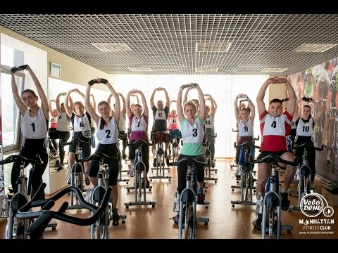 VELOдень 2016 в MANHATTAN fitness club