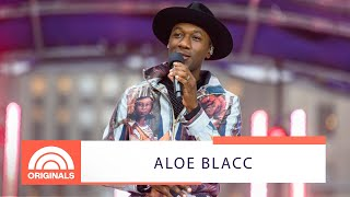 Aloe Blacc Shares Why Collaborating With Adele Would Be A Dream | TODAY