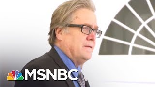 Steve Bannon Cooperating With Russia Special Counsel Robert Mueller | The 11th Hour | MSNBC