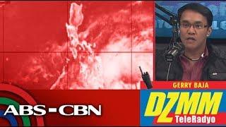 DZMM TeleRadyo: Potential storm threatens Visayas, Mindanao