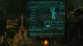 Fallout 3 Stealth Gameplay