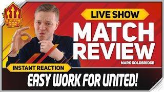 Goldbridge! Manchester United 2-0 Perth Glory Match Reaction