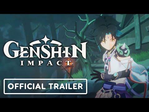 Genshin Impact -  Official Xiao Doombane Gameplay Trailer