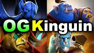 OG vs KINGUIN - 5 MELEE DRAFT - EU EPICENTER XL DOTA 2