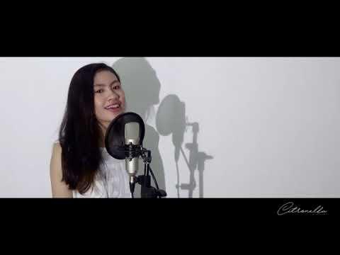Salahkah Aku Terlalu Mencintaimu (cover) by Zihan