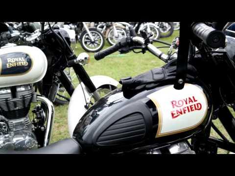 Royal Enfiled One Ride 2017, Bandung Indonesia