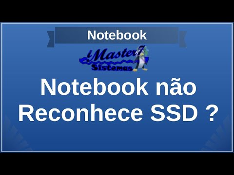 Notebook Nao Reconhece Ssd No Boot Sequence Youtube