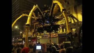La Machine, La Princess, Giant Spider - LIVERPOOL 2008 Capital of Culture Event