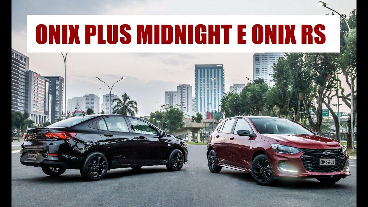 Onix RS e Onix Plus Midnight - Transmissão do Lançamento