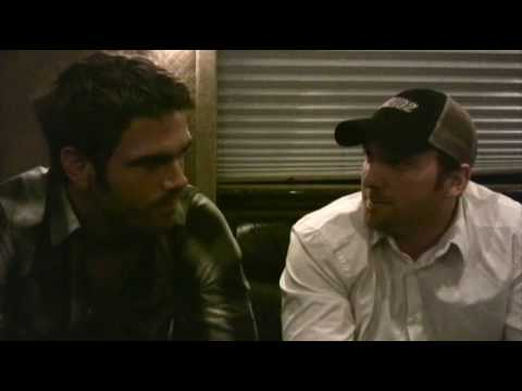 Backstage with Chuck Wicks